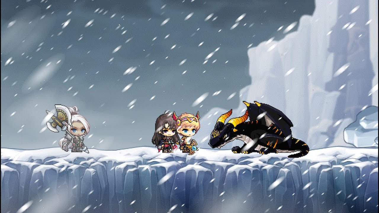 MapleStory Second Blockbuster: Heroes of Maple - Act 1 Full Video (EN/ZHTW/ES/VN Subtitles)