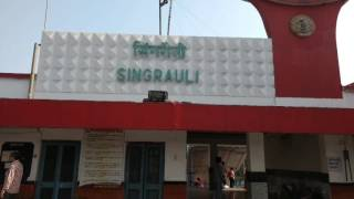 SINGRAULI Railway  Station