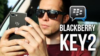 Blackberry Key2 Review - Most underrated or Most hated Smartphone 2018 ?!