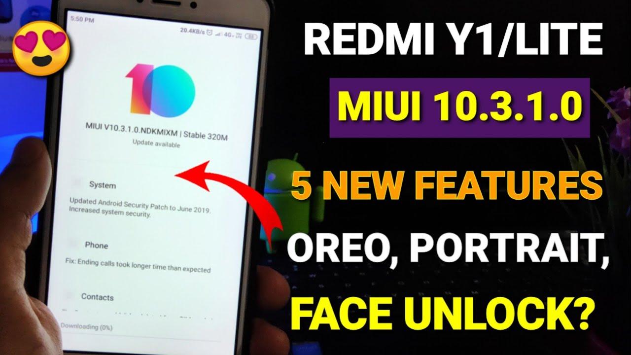Redmi 6 Pro Miui 10 3 3 0 new update | 5 new features, Miui 10 3 3 0 redmi  6 Pro