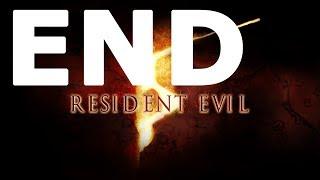 Resident Evil 5 Walkthrough Ending - No Commentary Playthrough (Xbox 360/PS3)