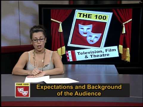 THE100 Television, Film & Theater Spring 2015 Session #02