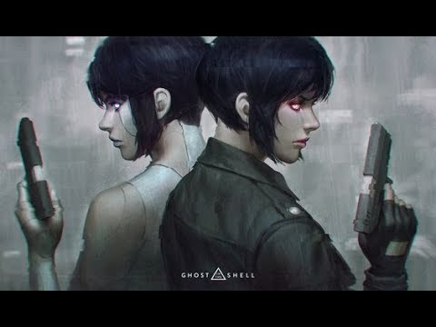AMV Ghost in the Shell   Lithium Flower