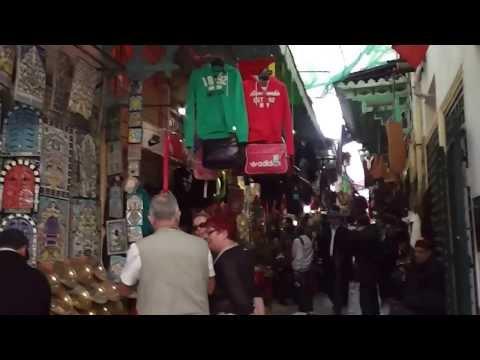 In der Medina von Sousse/Tunesien Silvester 2013/14
