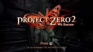 Project Zero 2: Wii Edition Blind Playthrough Part 1