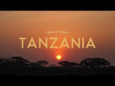 Download Tanzania   Spirit of Africa in 4K