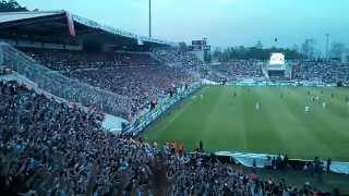 141 desibel Dünya Rekoru, Beşiktaş İnönü Stadı 11.05.2013 - 141 decibel world record Besiktas