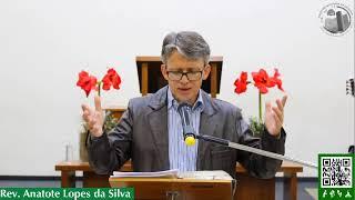 Estudo Bíblico - Salmos 62 - Segunda Parte - Rev Anatote Lopes da Silva - 18/06/2020