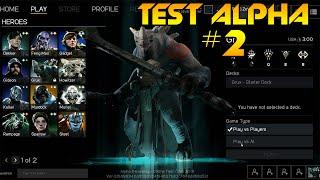 Paragon: Nouveau Gameplay Alpha - Test En Ligne #2