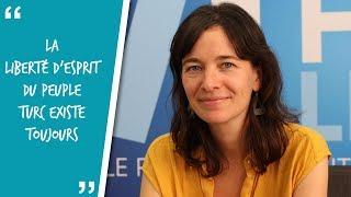 Prix Renaudot 2018 : Interview de Valérie Manteau - Le Sillon