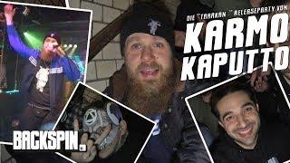 """Karmo Kaputto und die Los Kaputtos - Zino unterwegs auf der """"Tarakan"""" Releaseparty"""