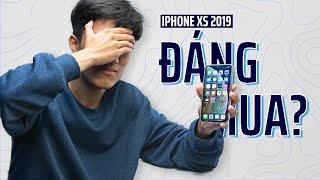 Lý do bây giờ mình vẫn mua iPhone XS :(