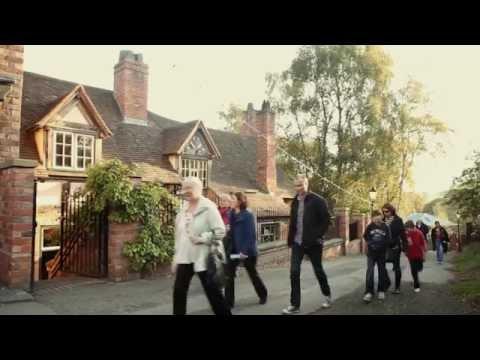 MA West Midlands History field trip to Ironbridge