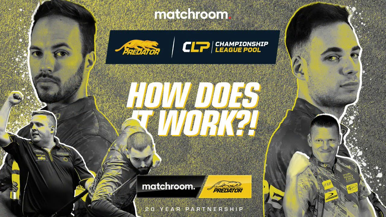 Predator Championship League Pool: How Does It Work?