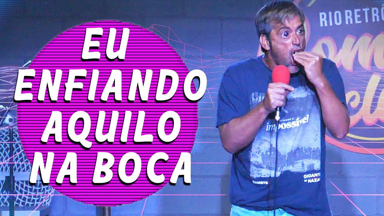 Download stand up Duca Pantaleão | JÁ PEGUEI UMA MULHER GAGA - Stand Up Comedy