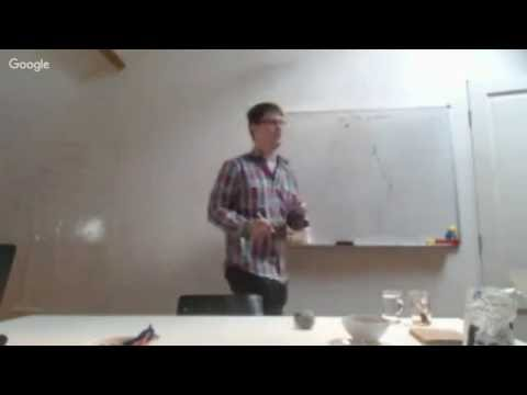 [Webcam Livestream] Bitcoin Blockchain Workshop with Peter Todd