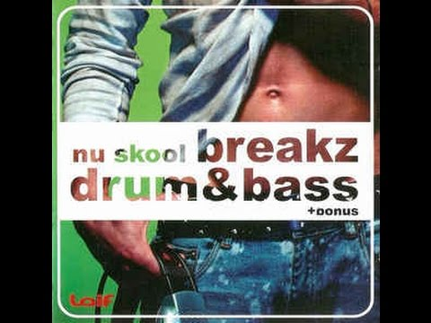 [Laif 06] -  DJ Mikro Nu Skool Breakz Drum & Bass + Bonus