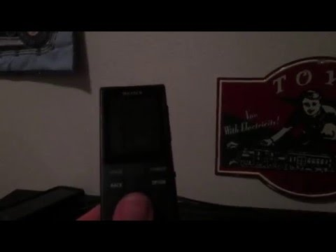 Review of Sony Walkman NW-E393 16GB