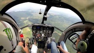 """My first """"Try to Fly"""" on a MD500E"""