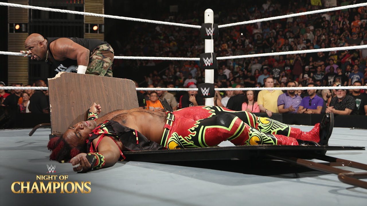 Image result for the dudley boyz vs the new day