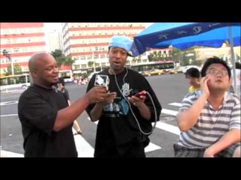 DJ JELLY & DJ UNK  BEIJING CHINA 2009