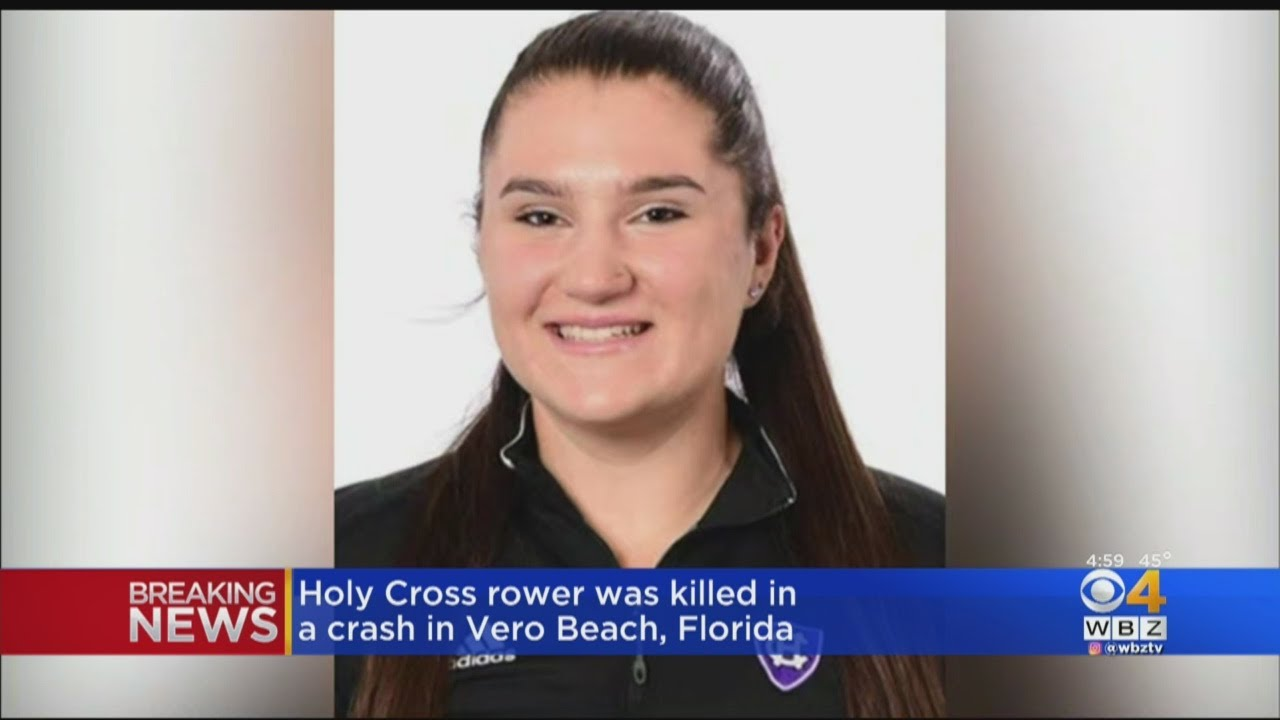 20-year-old dies, several hurt in Florida crash involving Holy Cross ...