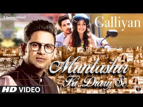 Muntashir Ki Diary Se: Galliyan   Episode 13   Manoj Muntashir    T-Series