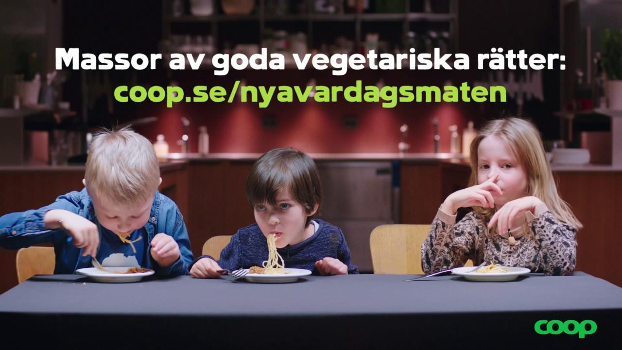 vegetarisk mat coop