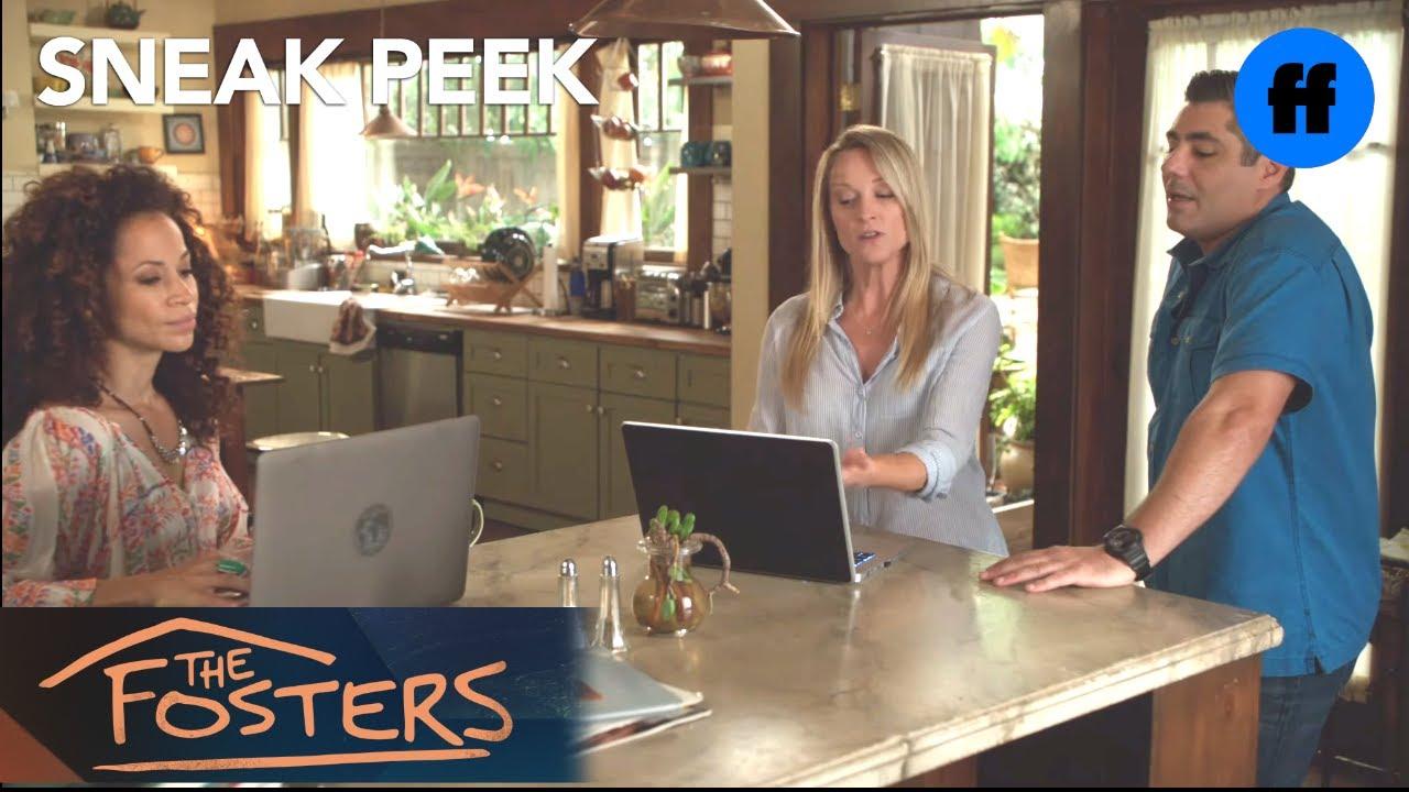 Download The Fosters | Season 3, Episode 9 Sneak Peek: Security Footage | Freeform