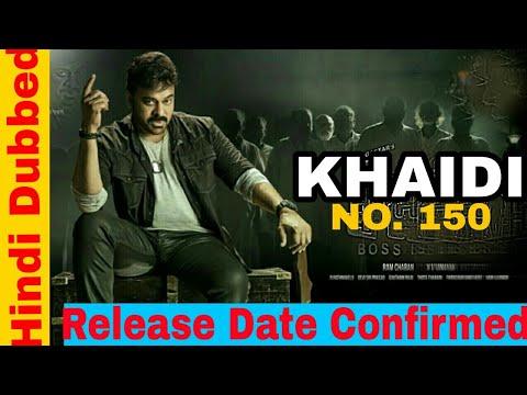 Khaidi No.150 New Hindi Dubbed Movie...