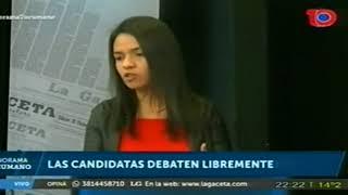 El tenso cruce sobre corrupción entre Alejandra Arreguez y Nadima Pecci