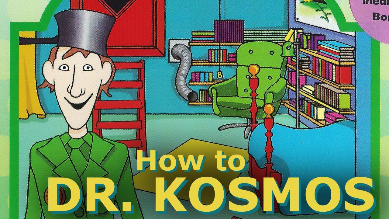DR KOSMOS SPEL