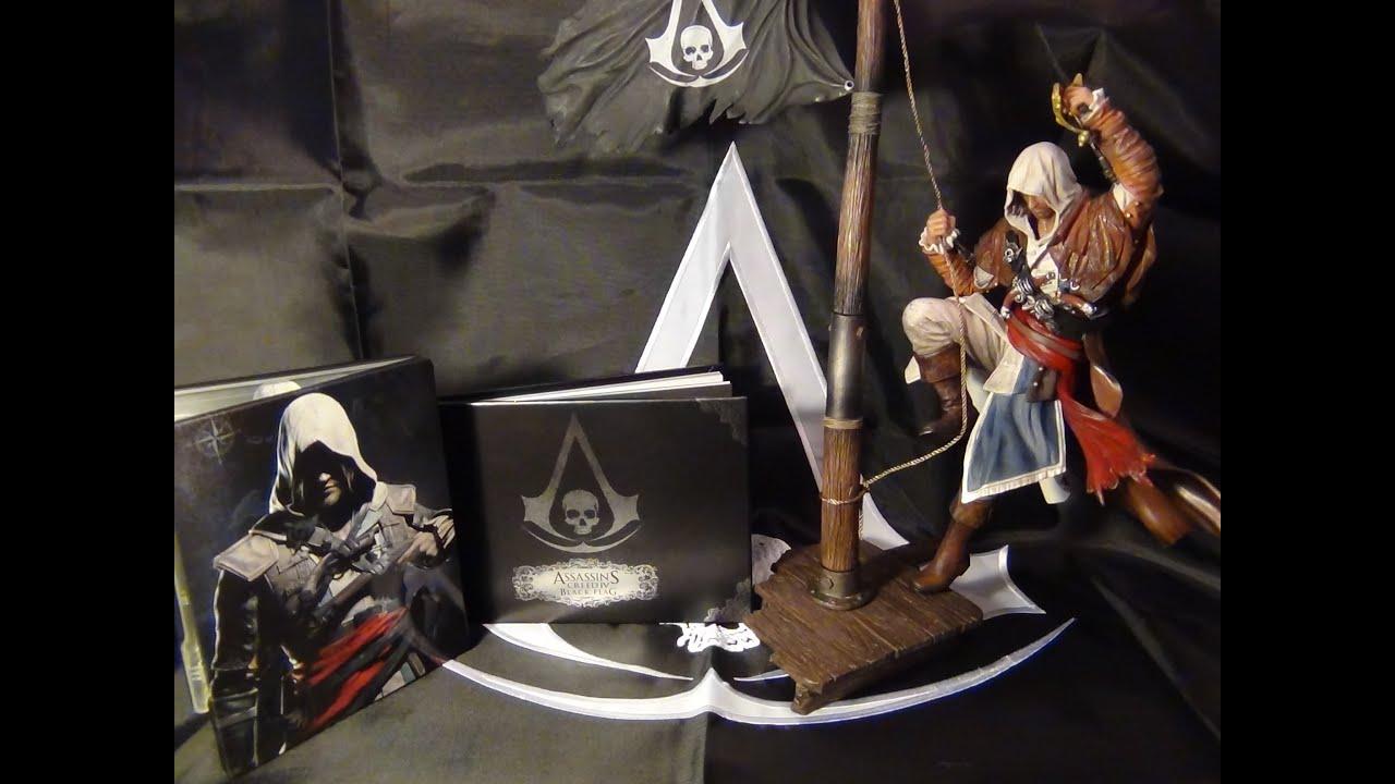 Assassin's Creed 4: Wii U vs. PS3 Comparison - YouTube