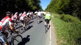 8bar BIKES - Testride at Tour d'Energie 2011