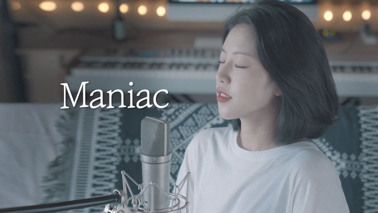 "Conan Gray "" Maniac "" cover by TIN ❤ 코난그레이노래│매니악커버│Maniac cover│ Coversong │ pop cover"