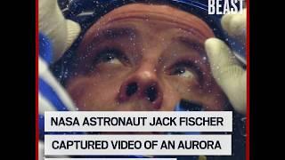 Astronaut Captures Amazing Video of Aurora