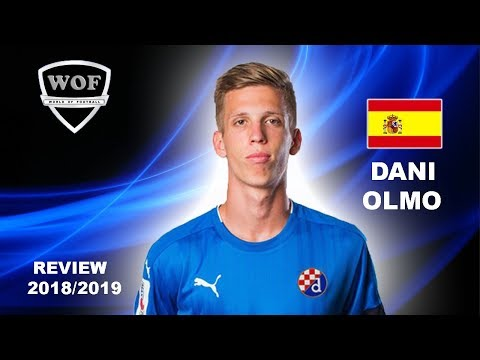 DANI OLMO | Magic Goals, Skills & Assists | 2018/2019 (HD)