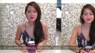 The Next Miss Universe Malaysia 2016   Miss Talent 2016 Part 2