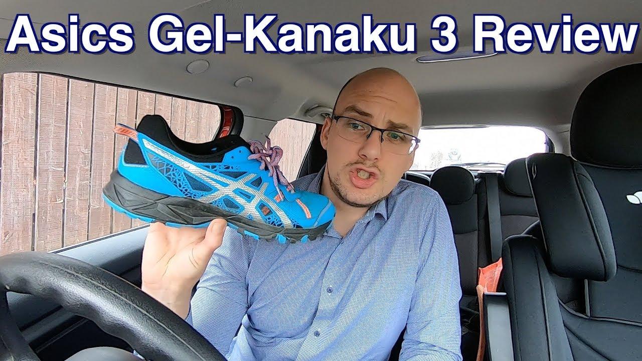 Aspics Gel-Kanaku 3 Test Review 2019
