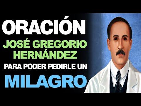 🙏 Oración a José Gregorio Hernández PARA PEDIR UN MILAGRO 🙇