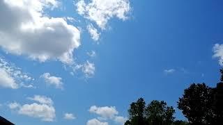 Kısa gökyüzü video