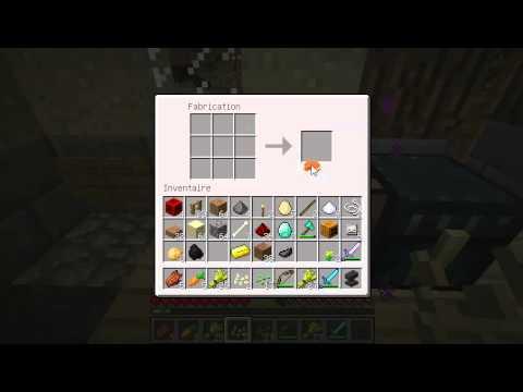 minecraft tuto comment faire une tarte a la citrouille. Black Bedroom Furniture Sets. Home Design Ideas