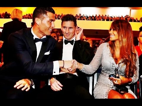 Cristiano Ronaldo ● Love him or hate him ● with Messi