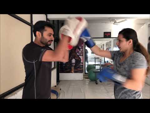 Boxing Training For Women | Gandhinagar | Gujarat | India