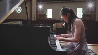 Yihan Li at the 560 Music Center | Washington University