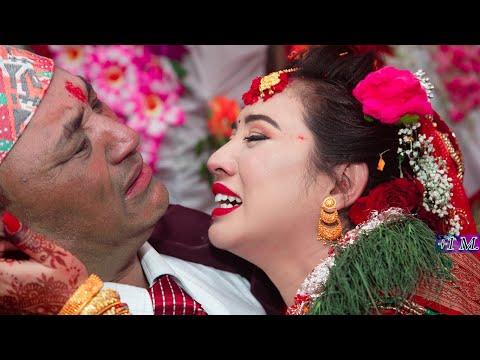 Sony Wedding    बिदाइ Emotional Vidai  निर्धक्क रुनका लागि उत्तम स्थान आमाको काख हो   RP Photography