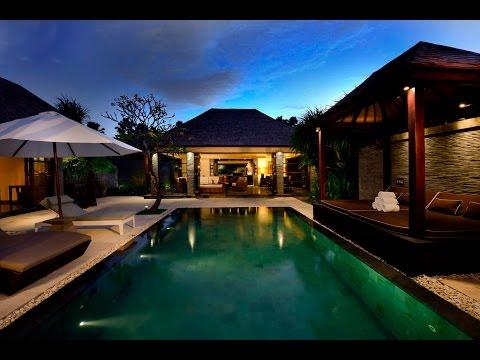 Peppers Seminyak Bali Luxury Villas Resort Youtube