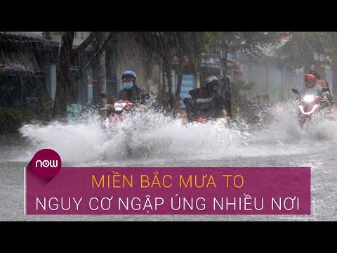 Dự báo thời tiết ngày 6/8/2020 mới nhất: Miền Bắc mưa to, nguy cơ ngập úng nhiều nơi | VTC Now