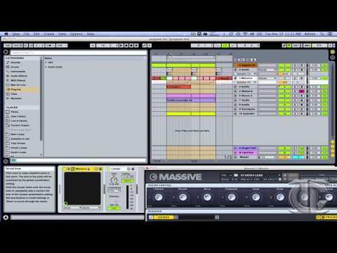 Ableton Live | Epic Drops Using MIDI Program Changes