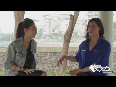 Vietnamese pop star Anna Truong chats to Jamaica dela Cruz [SBS PopAsia]